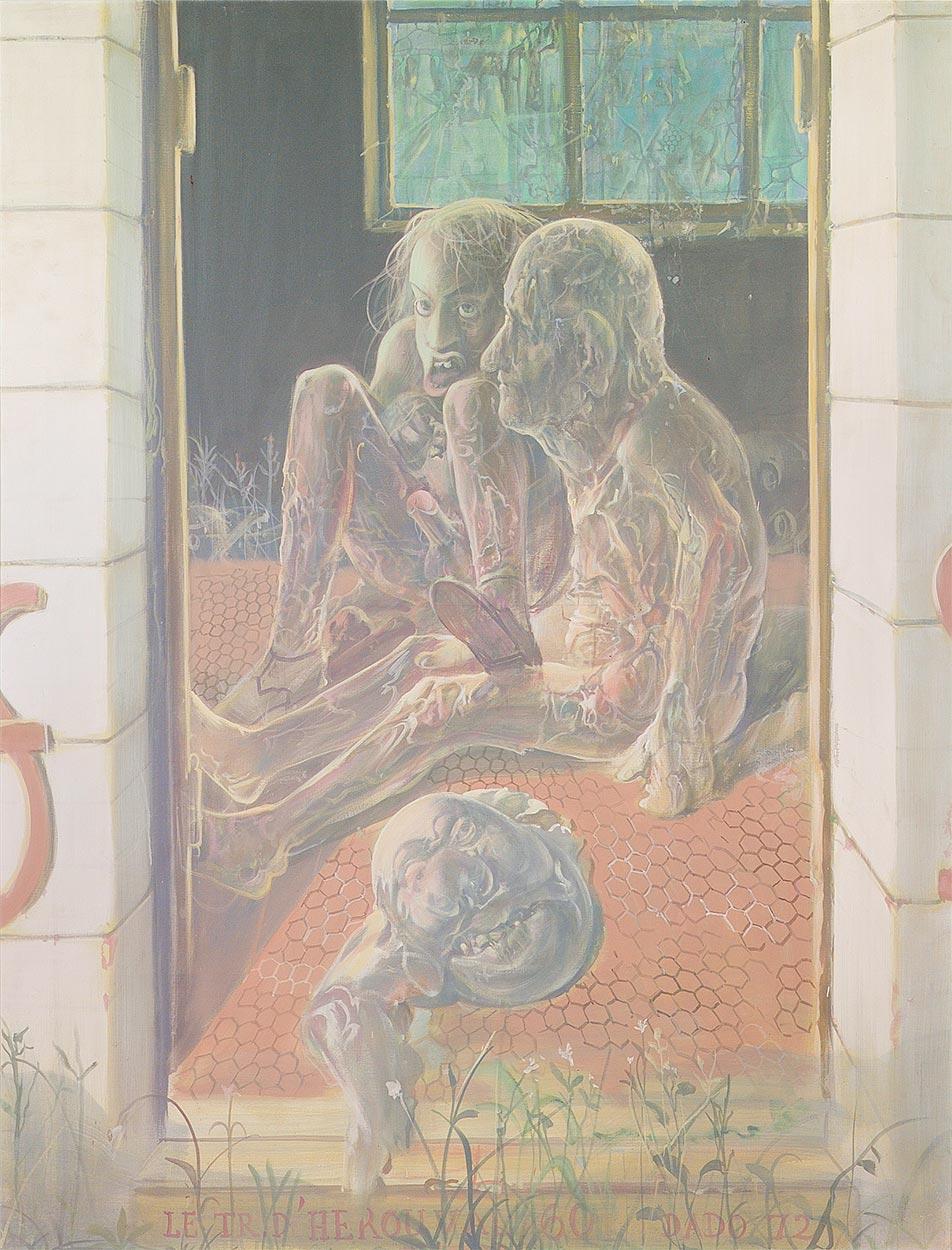 Dado: Triptih iz Eruvala, 1972