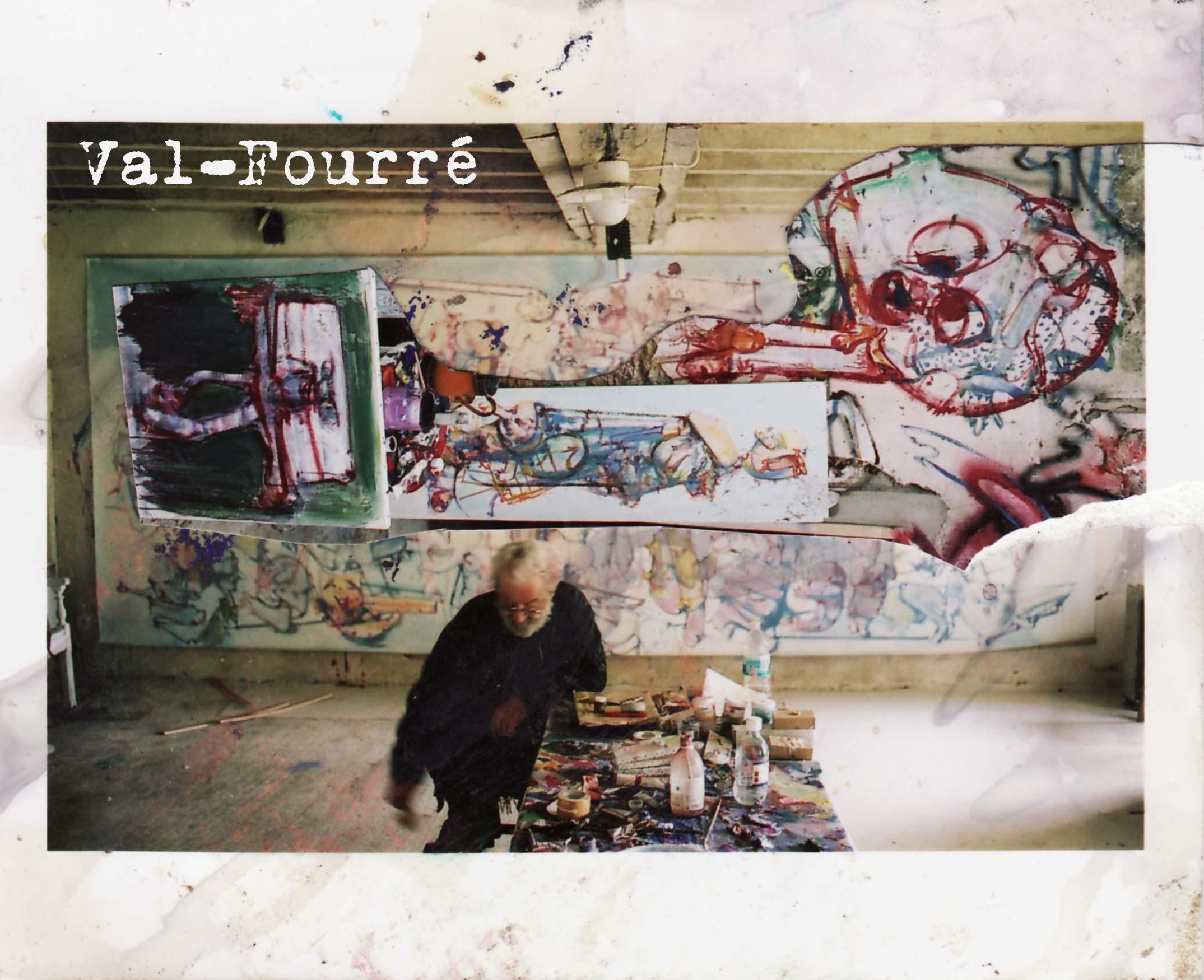 Val-Fourré collage