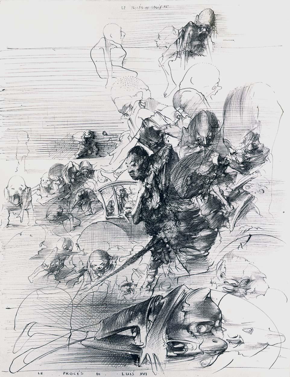 Trial of Louis XVI, 1977