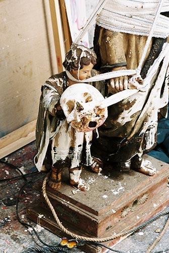 Suliko, Dadova skulptura
