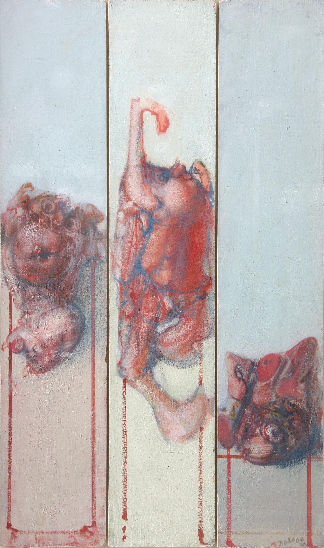 Dadova slika: Bez naslova, 1990-1991