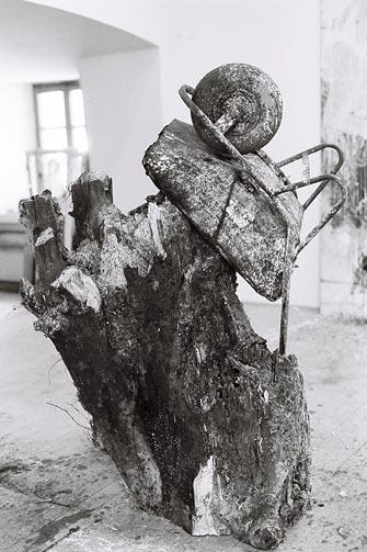 Dado, Prvi Cetinjski bijenale, 1991.
