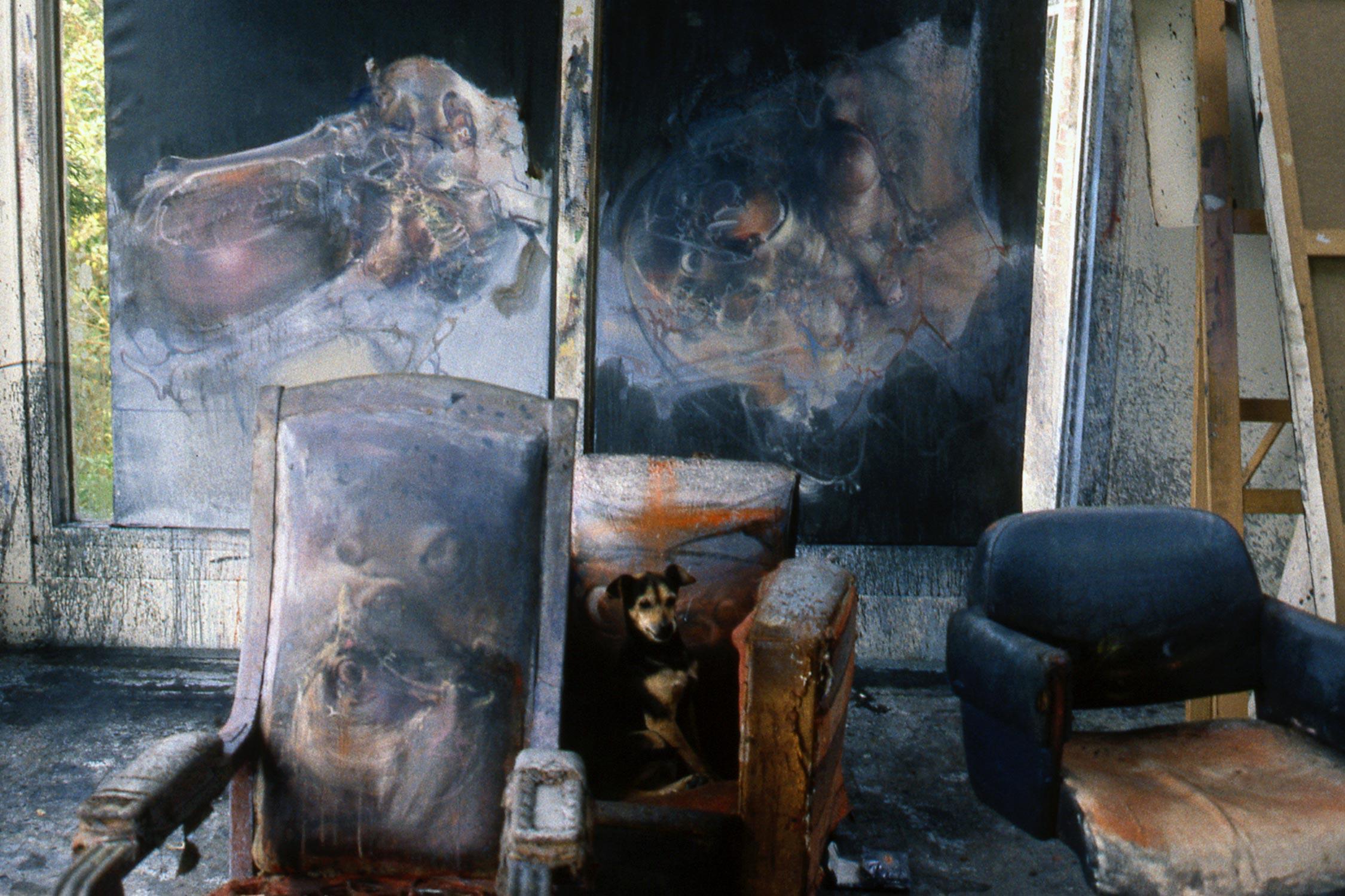 Dadov atelje, 1987. godine