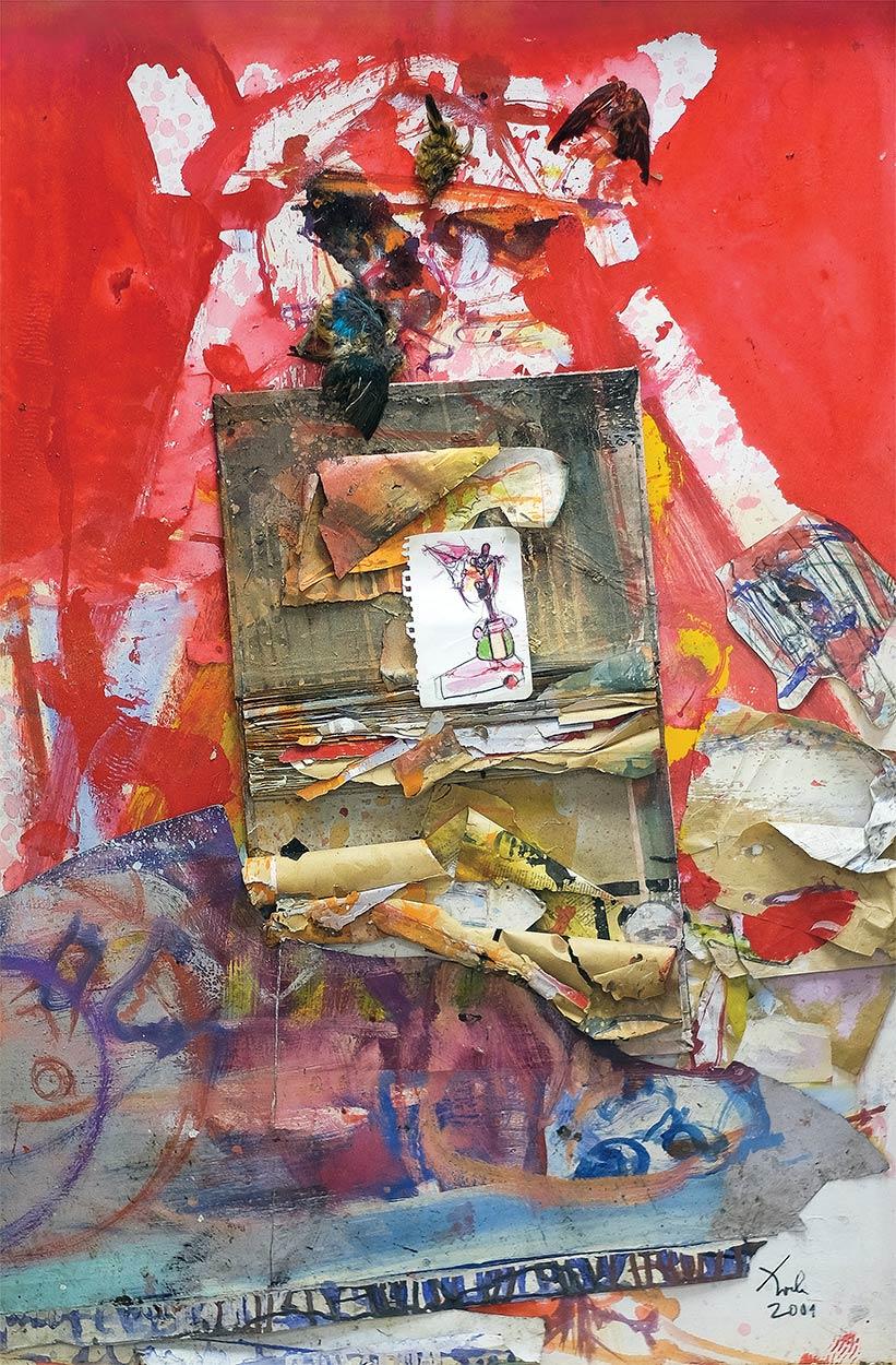 Bez naslova, 2001