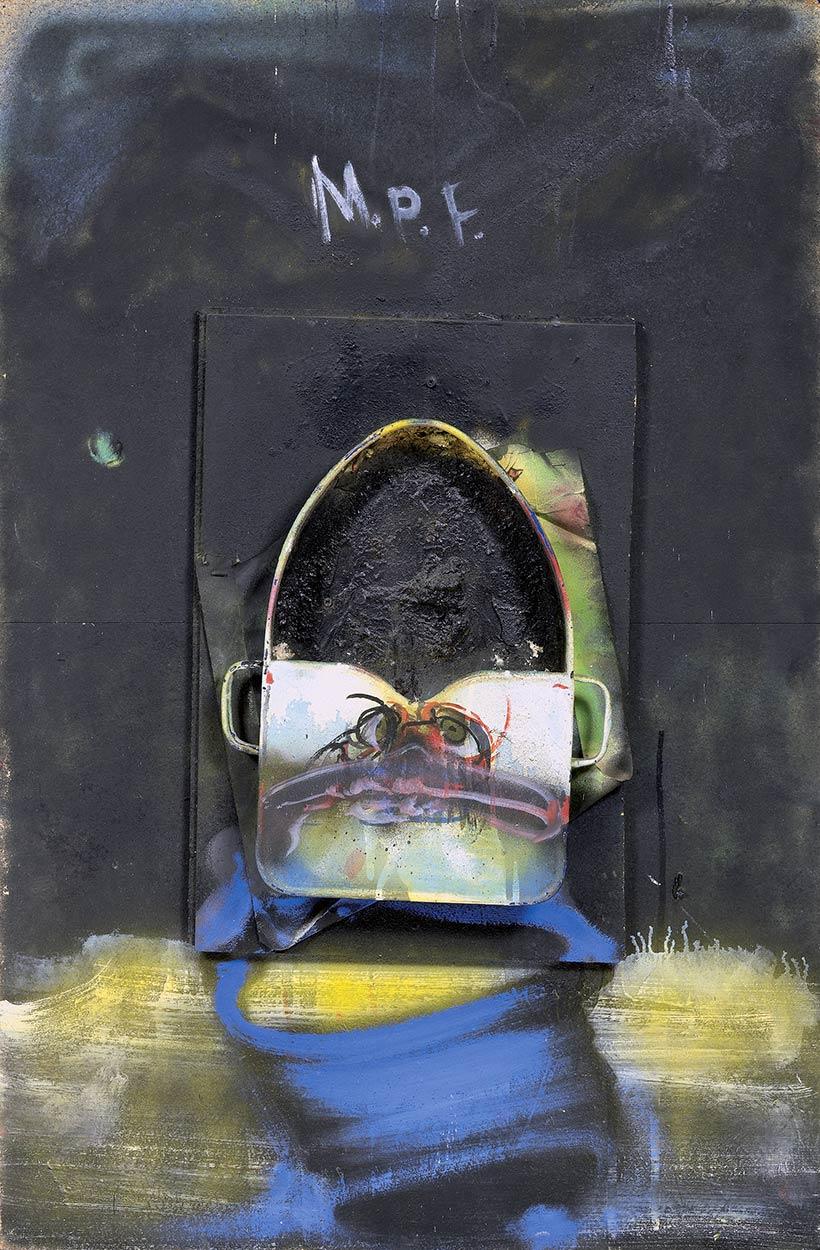 Dado: M.P.F. (Méchante Petite Fille), 1996