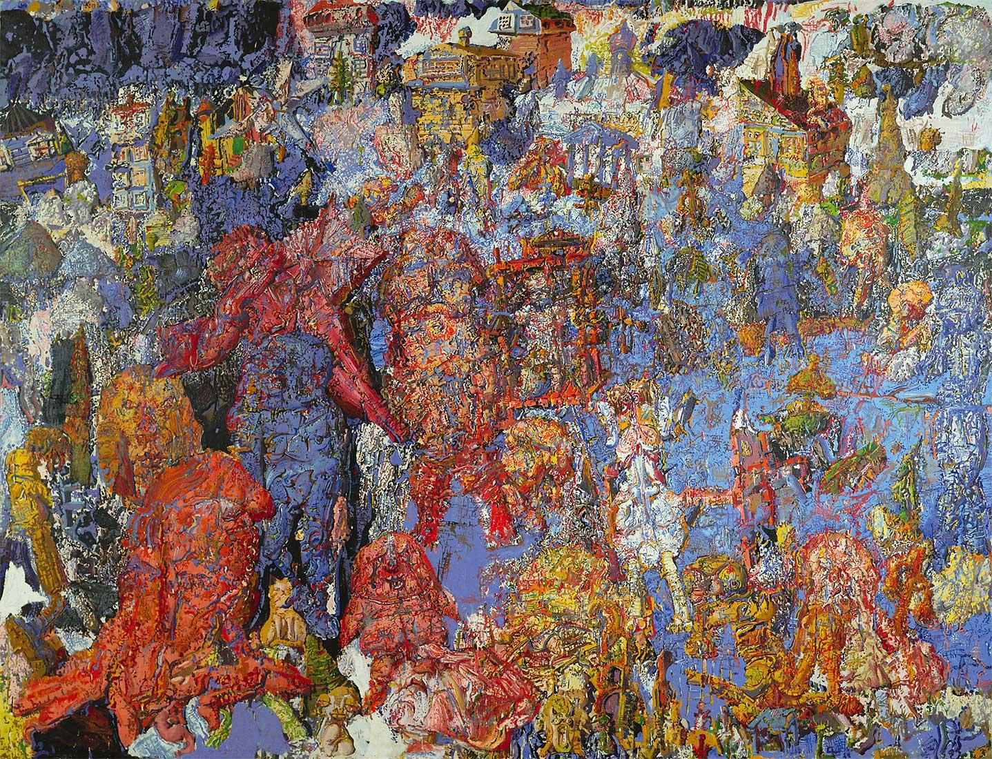 Dado: Untitled, 1962