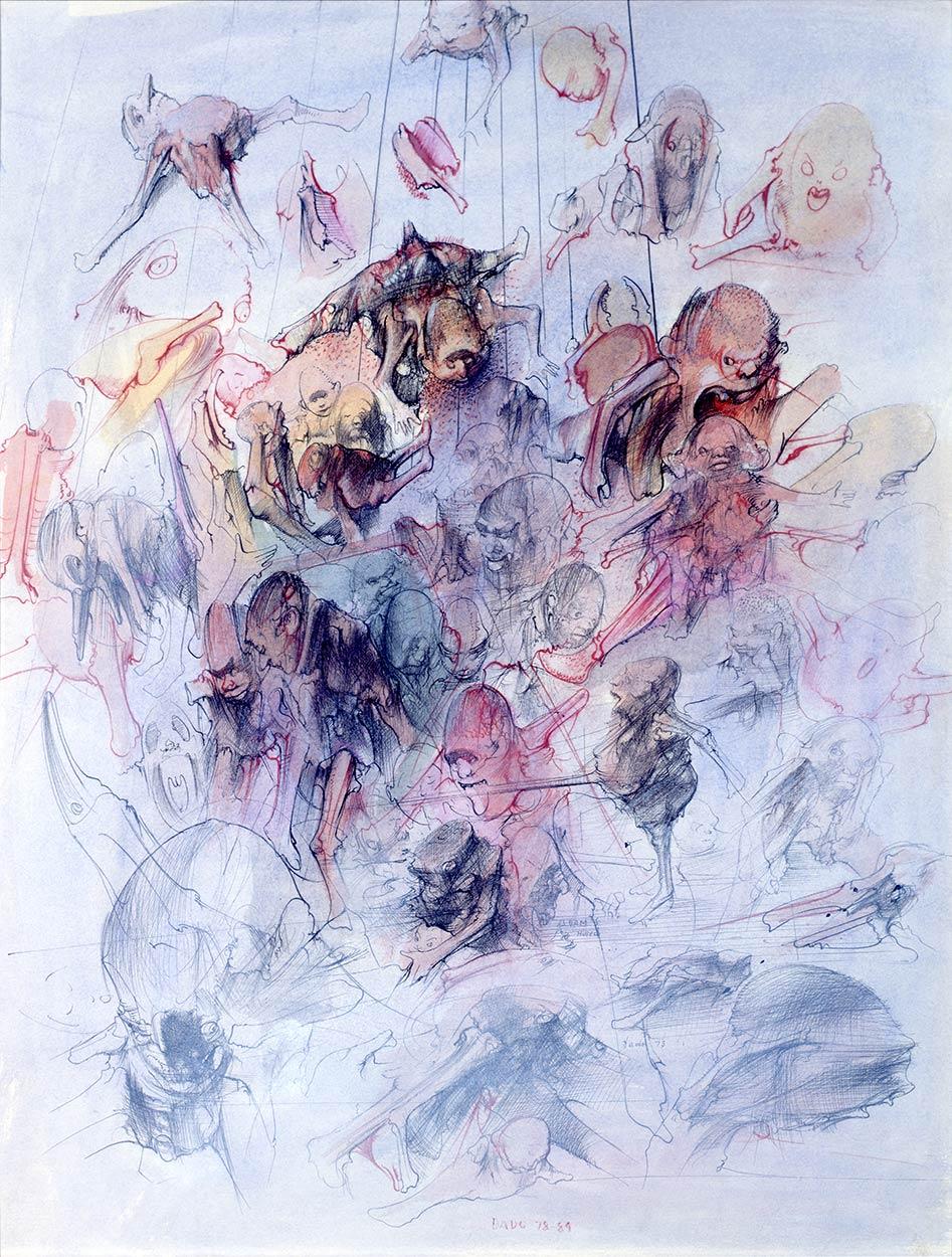 Bez naslova, 1978-1981