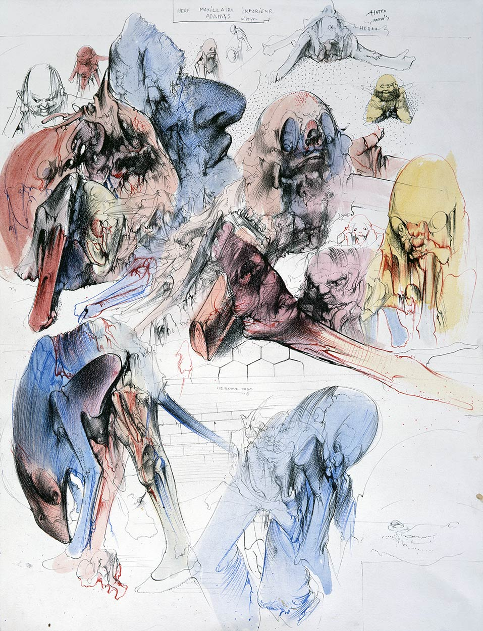 Adam's diptih I, 1978