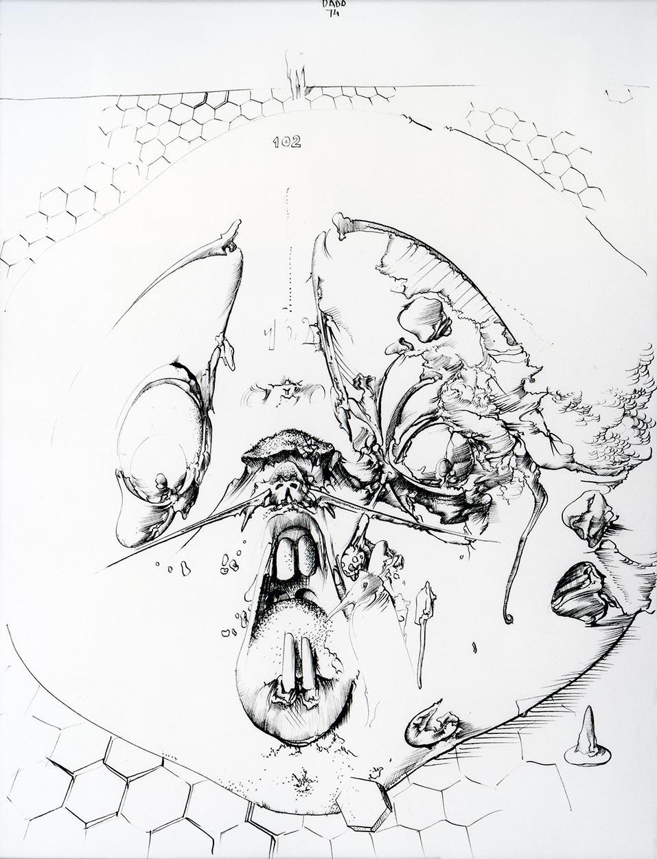 Ancestor no. 102, 1974