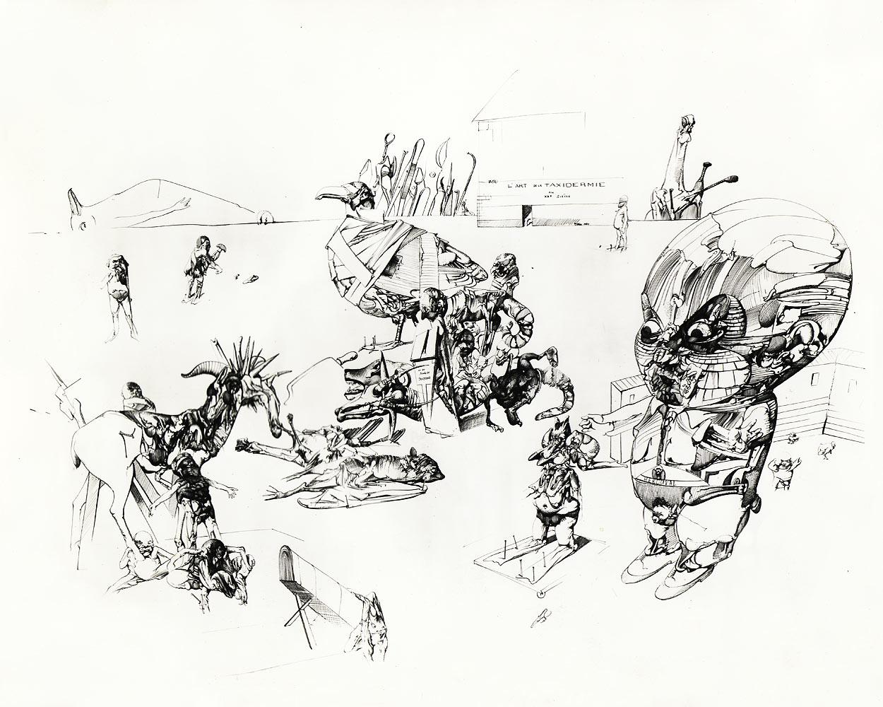 Vještina punjenja, 1970