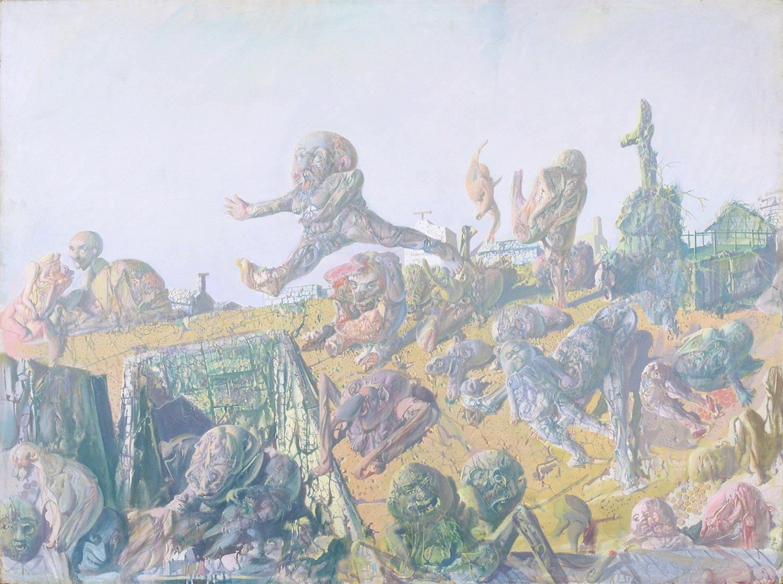 British Graves