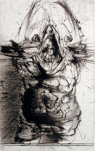 Print by Dado: Buffon