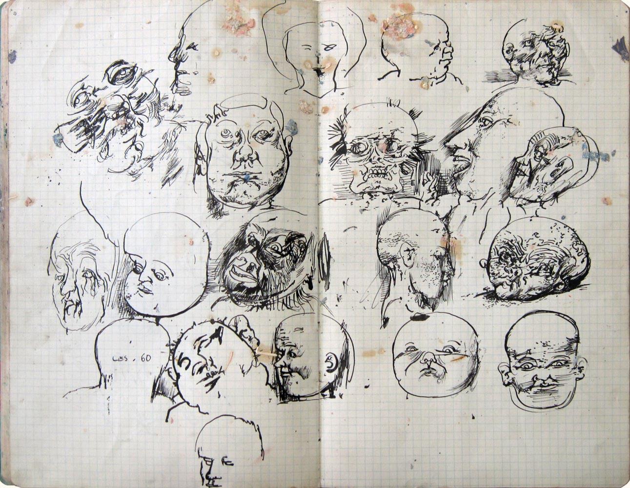 Bilježnica, 1959