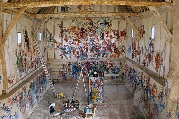 Kapela Svetog Luke