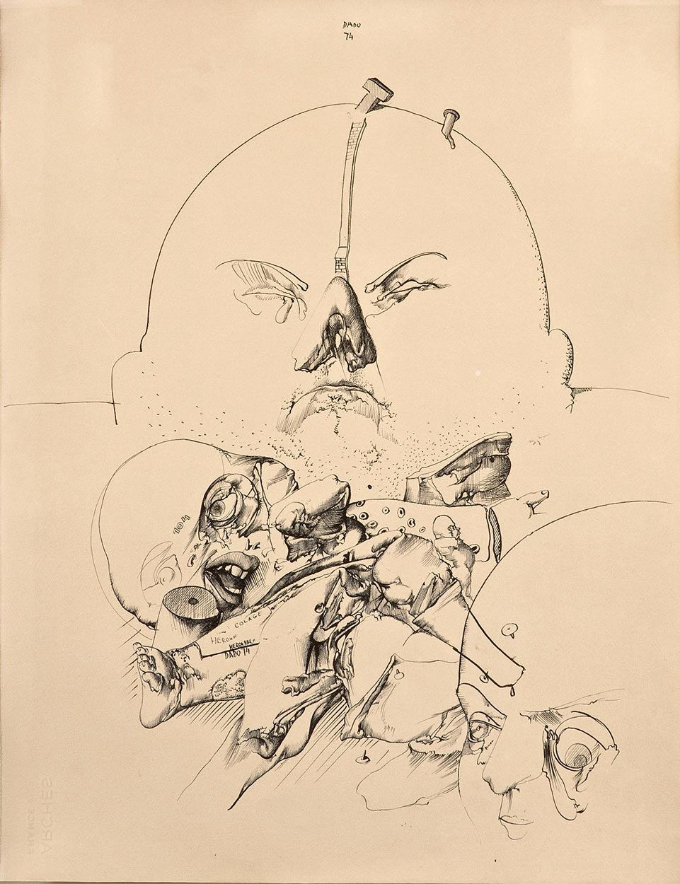 Bez naslova, 1974