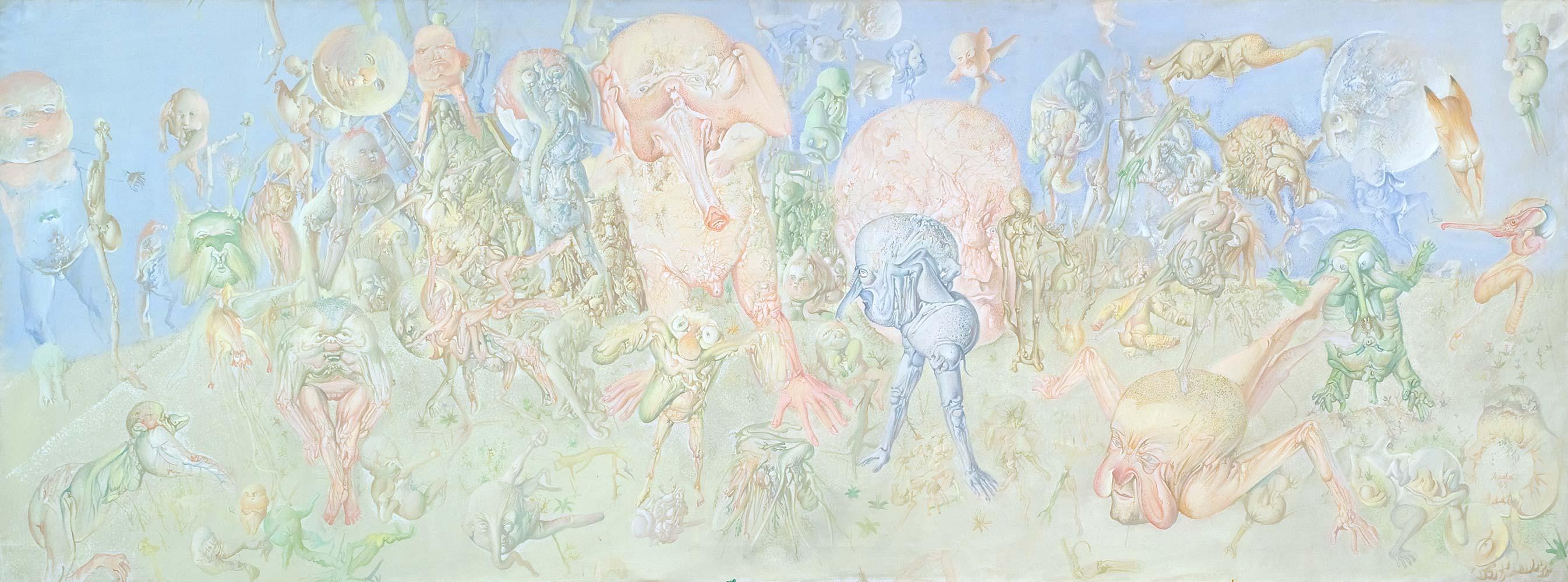 Kompozicija, 1965