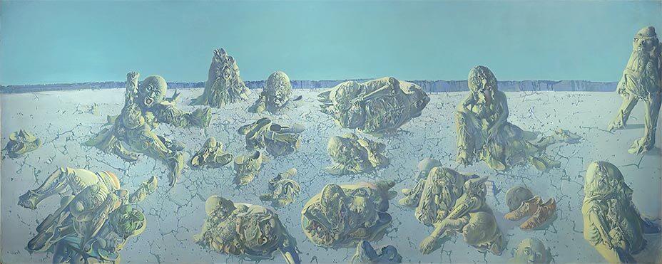 Plava Velika Plaža (detalj)