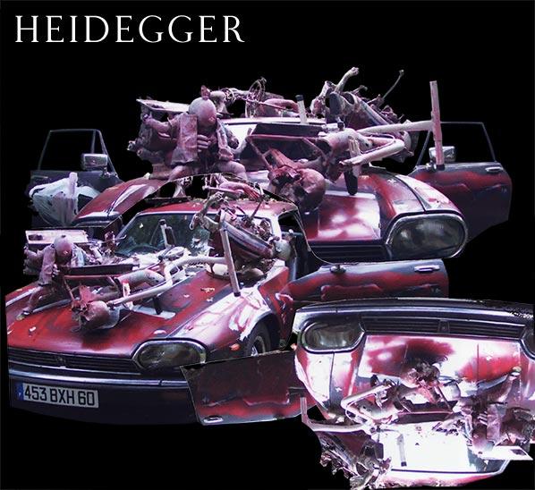 Automobil Martina Hajdegera