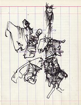 Drunkards of The Perche