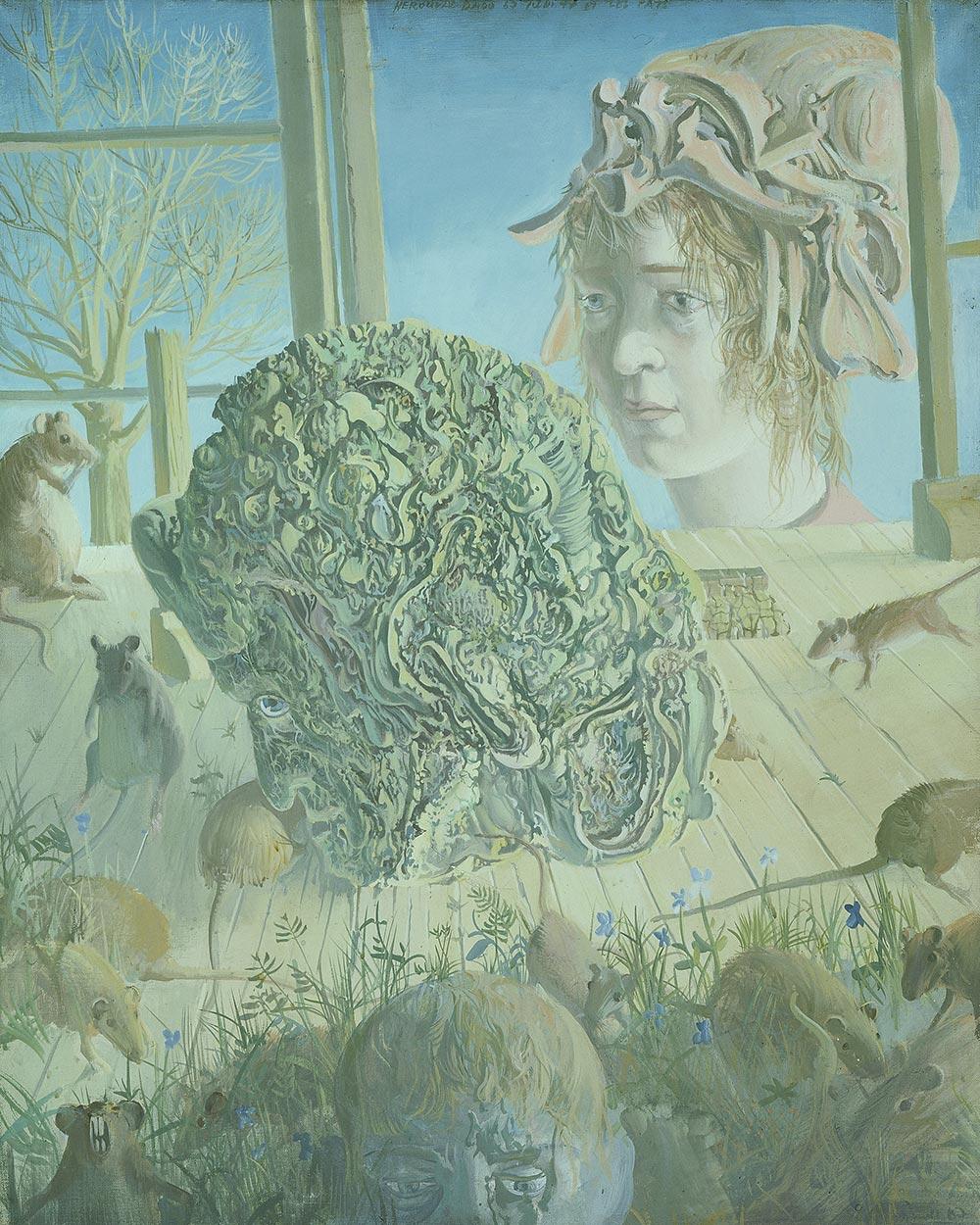 Dado: Judita i štakora, 1965