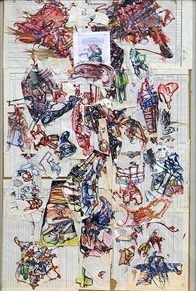 Gift of Dado to the Musée d'Art et d'Histoire du Judaïsme
