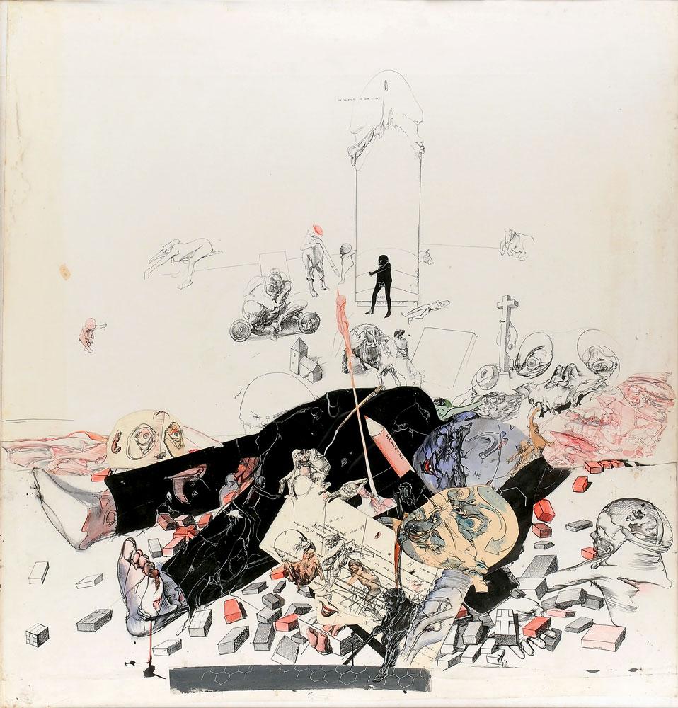 La Lettre à Mathey, 1974