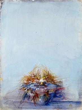 Eurasian Blue Tit, 1985