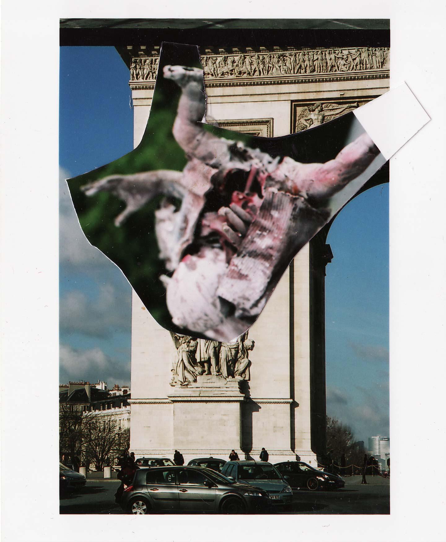 Kolaž Place Gilles de Rais