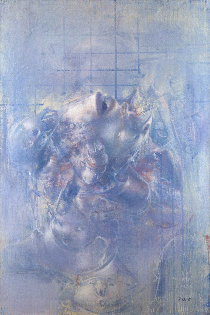 Dado: Riječni Galeb, 1985