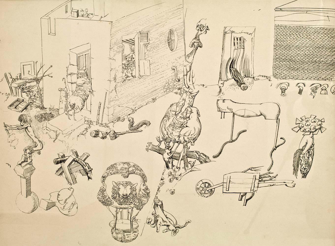 Bez naslova, 1963