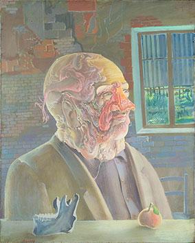 Portrait of Teuteu