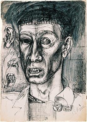 Portret Danila Kiša