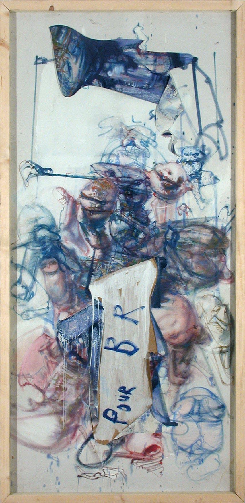 Pisma Bernardu Rekišou, 2002