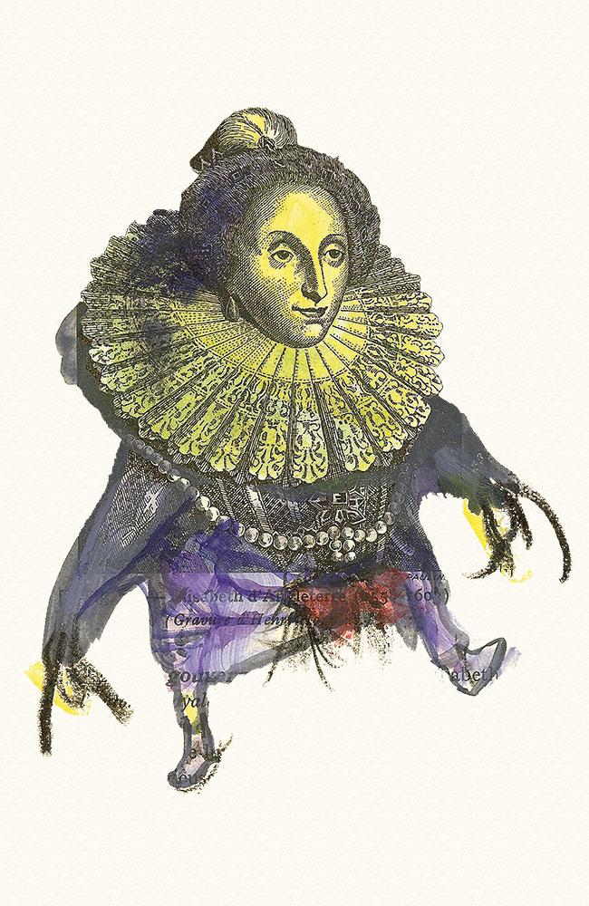 Elizabeta I (1533-1603)