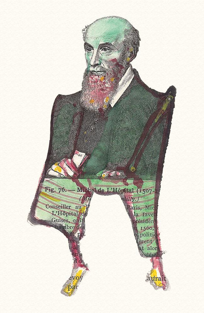 Mišel de l'Opitel (1507-1573)