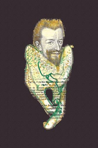 Duke Henri de Guise (1550-1588)