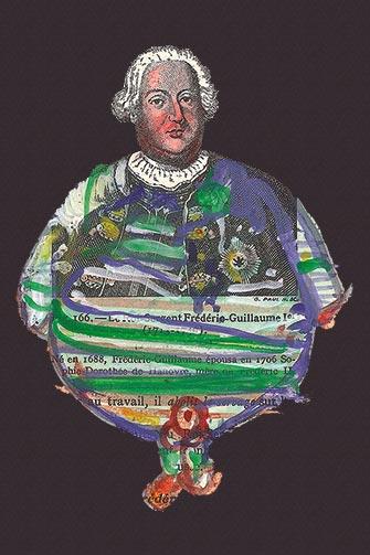 Frédéric-Guillaume 1er de Prusse (1688-1740)