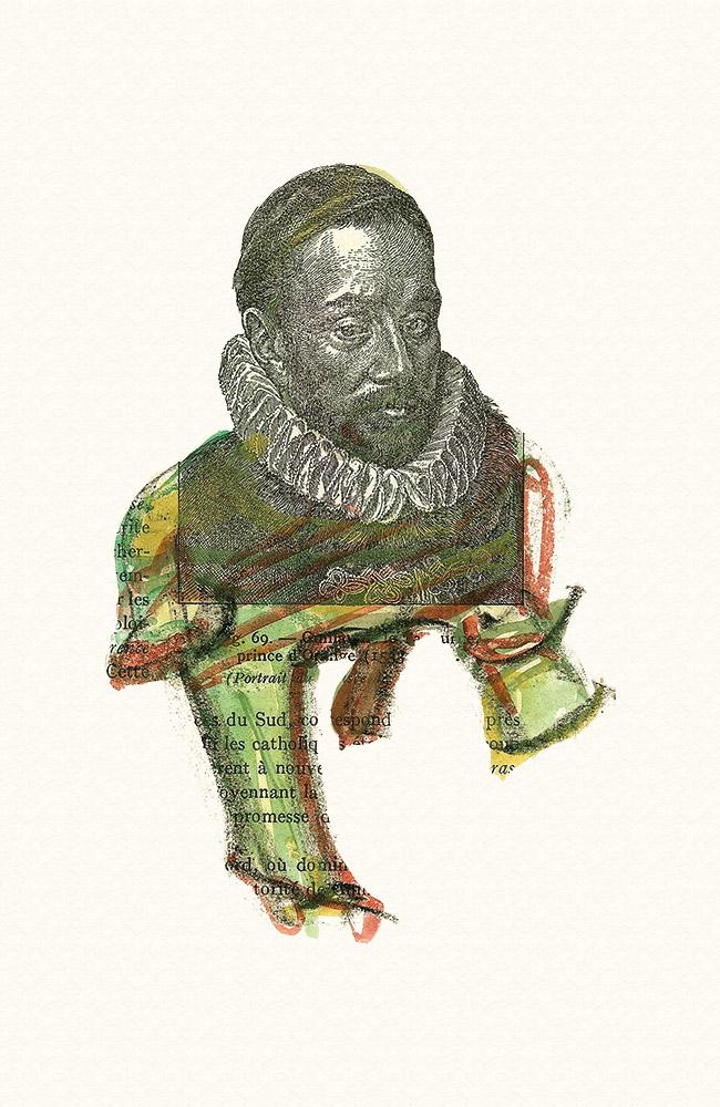 Gijom d'Oranž (1533-1584)