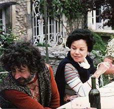 Dado and Alice Bellony-Rewald