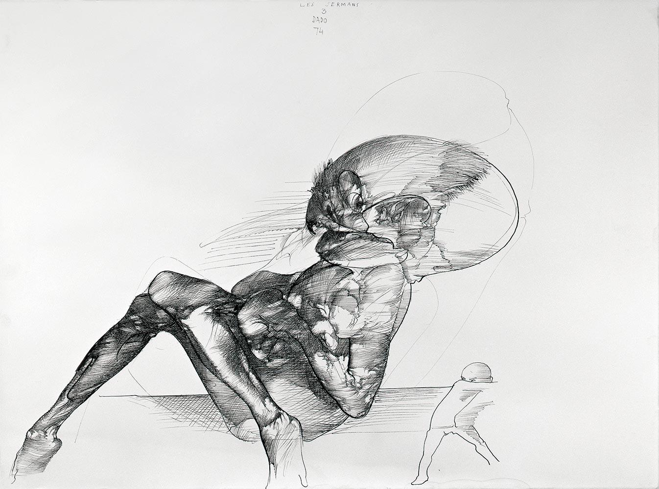 Prisege III, 1974