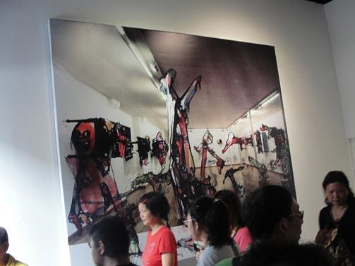 Dado, Shanghai 2010
