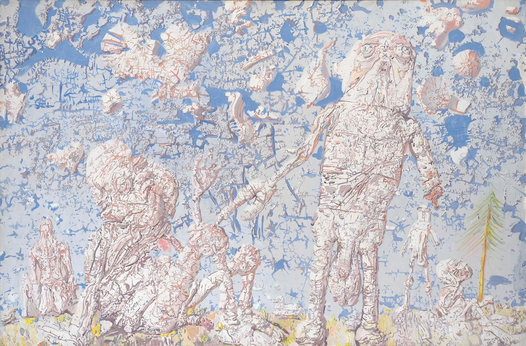 Dado: Untitled, 1960