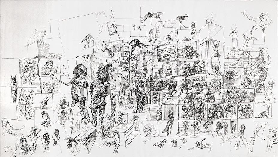 Transport of Works of Art, 1968-1969