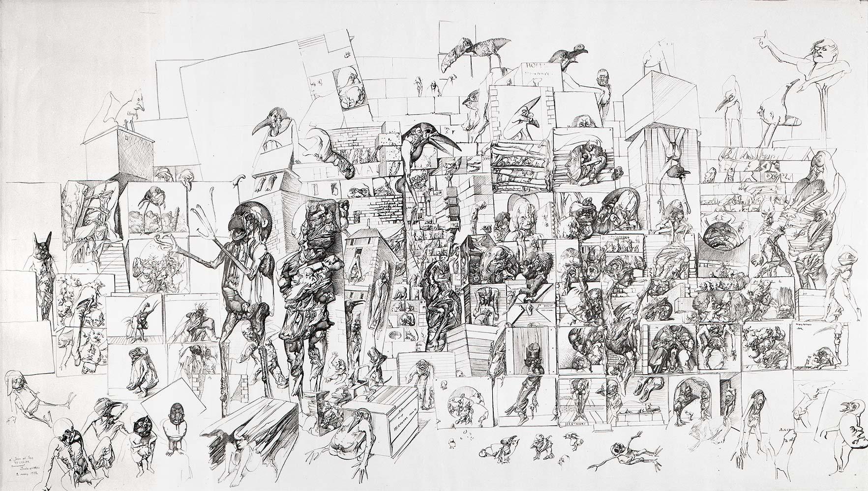 Prijevoz Umjetnina, 1969