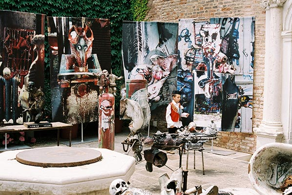 Crnogorski paviljon na 53. Bijenalu umetnosti u Veneciji