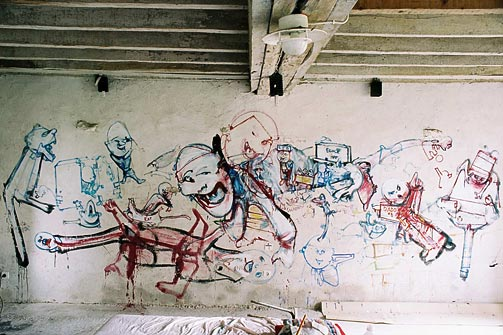Hérouval: third studio