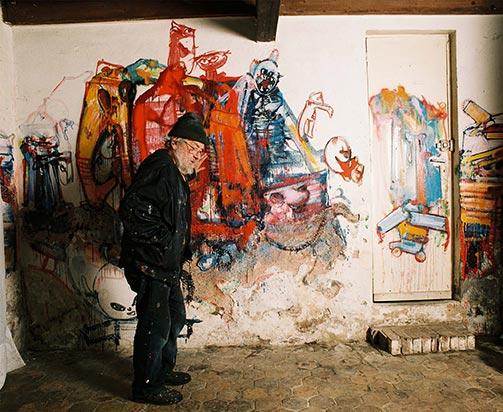 Photo : Domingo Djuric (11.2008). † Ajout posthume
