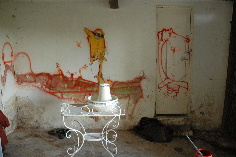 Dado: Zidno slikarstvo Eruvala – Lolitina prostorija – Južni zid