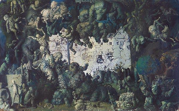 The Ruin, 1957-1958