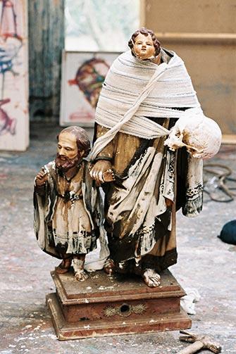 Suliko, Dado's sculpture